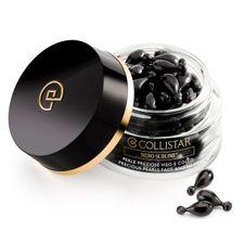 Collistar Sublime Black starostlivosť o pleť 1 ks, Precious Pearls Face and Neck 60ks