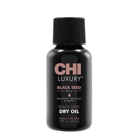 Darček Chi Luxury Black Seed Dry Oil 15 ml