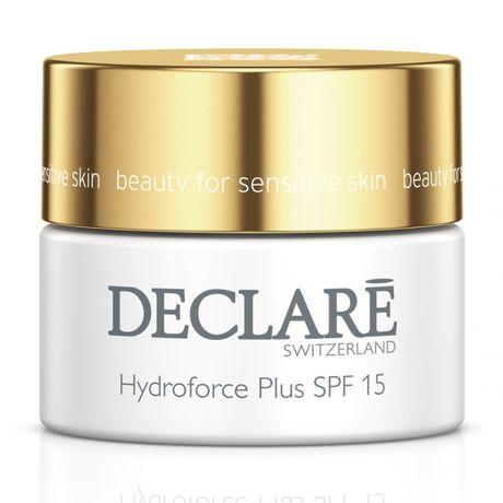 Declare Hydro Balance pleťový denný krém 50 ml, Hydroforce Plus SPF 15 Cream