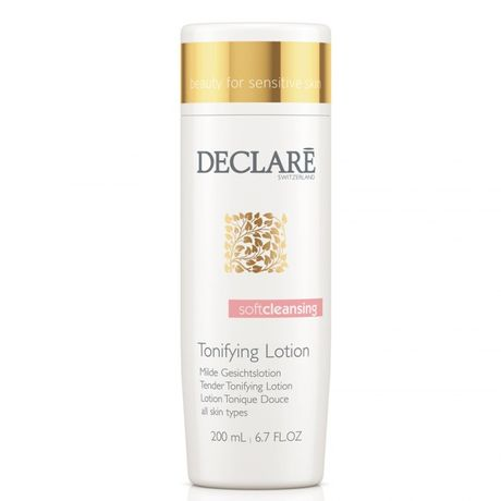 Declare Soft Cleansing odličovacie tonikum 200 ml, Gentle Cleansing Lotion