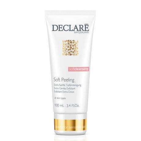 Declare Soft Cleansing peeling 100 ml, Soft Peeling Extra Gentle Exfoliant