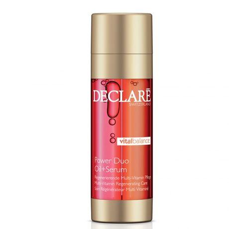 Declare Vital Balance energizujúce sérum 2x20 ml, Power Duo Oil + Serum