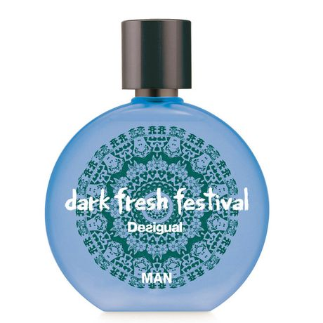 Desigual Dark Fresh Festival toaletná voda 15 ml