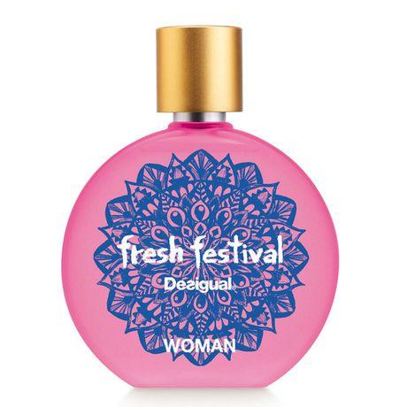 Desigual Fresh Festival toaletná voda 50 ml