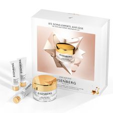 Eisenberg Femme kazeta, krém Anti-Age Treatment 50 ml + 2x sérum Moisturising Smoothing 3ml + krém Body Lifting Treatment 15m
