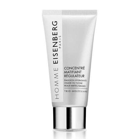 Eisenberg Homme zmatňujúci krém 75 ml, Mattifying Regulating Concentrate