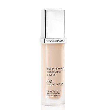Eisenberg Invisible Corrective Make-up make-up 30 ml, 02 Natural Rosy