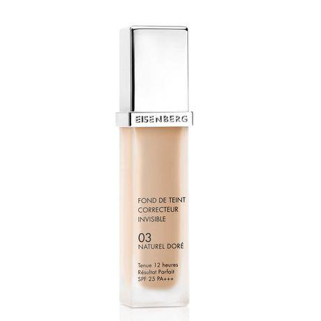 Eisenberg Invisible Corrective Make-up make-up 30 ml, 03 Natural Golden