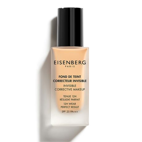 Eisenberg Invisible Corrective MakeUp make-up 30 ml, 01 Natural