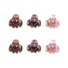 Elle Ornaments doplnkový tovar 1 ks, Mini Claw Clips Octopus