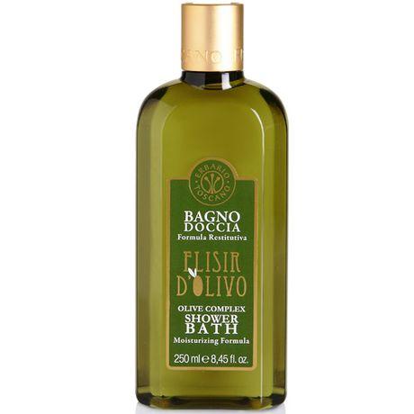 Erbario Toscano Olive Complex sprchový gél 250 ml