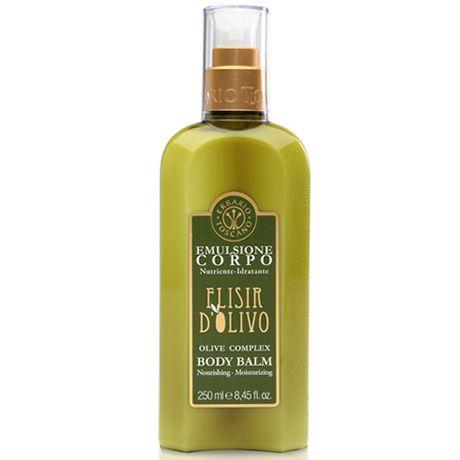 Erbario Toscano Olive Complex telová emulzia 250 ml