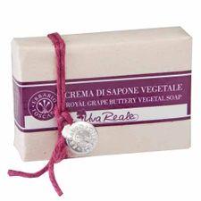 Erbario Toscano Royal Grape mydlo 100 g