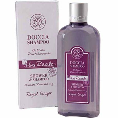 Erbario Toscano Royal Grape sprchový gél 250 ml