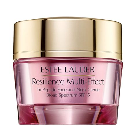 Estee Lauder Resilience Multi-Effect krém 30 ml, Tri-Peptide Face and Neck Creme for Normal and Combination Skin