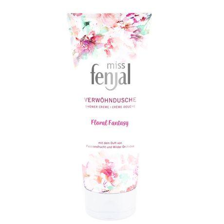 Fenjal Miss Fenjal Floral Fantasy sprchový gél 200 ml, Shower Creme
