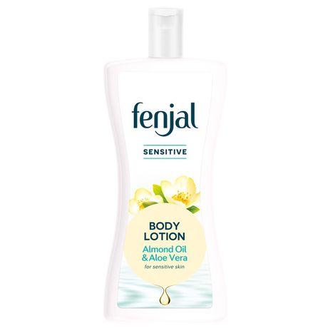 Fenjal Sensitive telové mlieko 400 ml, Body Milk
