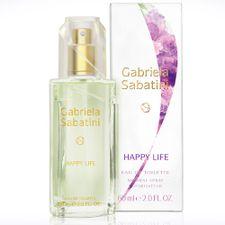 Gabriela Sabatini Happy Life toaletná voda 20 ml