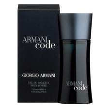 Giorgio Armani Armani Black Code toaletná voda 50 ml
