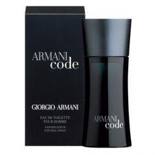 Giorgio Armani Armani Black Code toaletná voda 75 ml