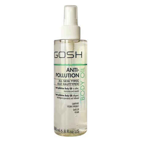 Gosh Anti-Pollution telový olej 200 ml, Body Oil