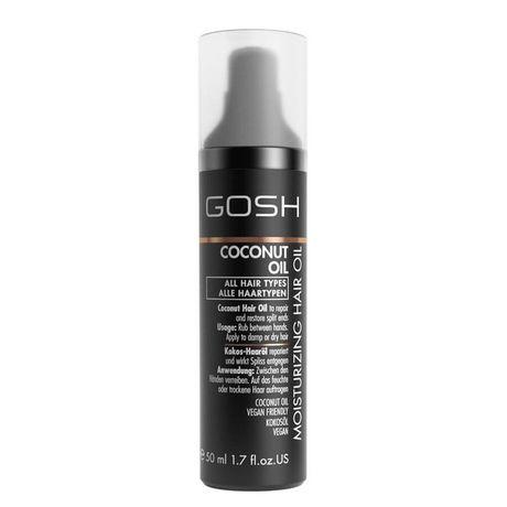 Gosh Coconut Oil olej na vlasy 50 ml, Hair Oil