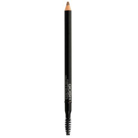 Gosh Eyebrow Pencil ceruzka na obočie 1.2 g, Soft black