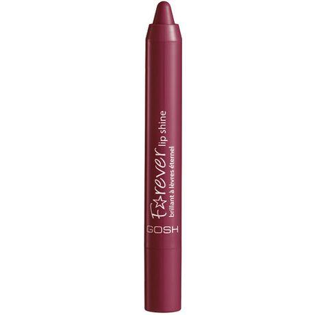 Gosh Forever Lip Shine rúž 1,5 g, 007 Funky Friday