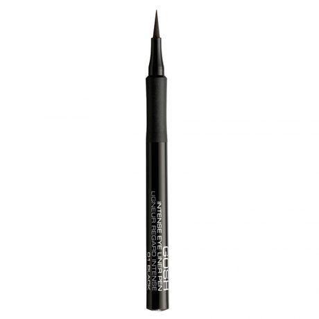 Gosh Intense Eye Liner Pen tekutá očná linka 1 ml, 01 Black