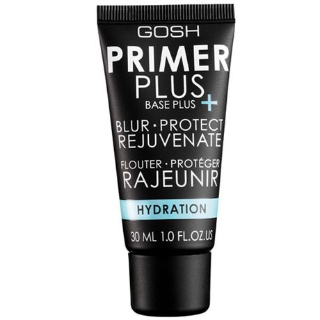 Gosh Primer Plus podkladová báza 30 ml, Clear