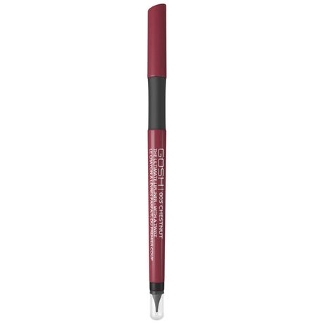 Gosh The Ultimate Lip Liner With a Twist ceruzka na pery 0.35 g, 005 Chestnut