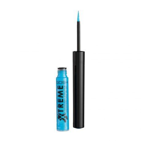 Gosh Xtreme Gel Eyeliner tekutá očná linka 1,7 ml, 002 Black Night