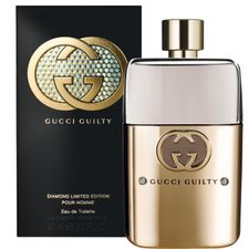 Gucci Guilty Diamond Pour Homme toaletná voda 90 ml, limitovaná edícia