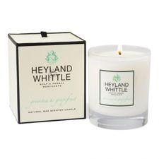Heyland & Whittle Glass sviečka 230 g, Greentea & Grapefruit