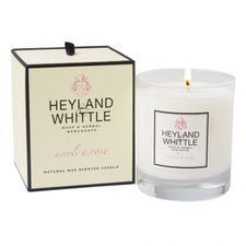 Heyland & Whittle Glass sviečka 230 g, Neroli & Rose