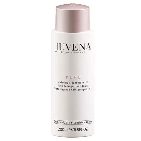 Juvena Pure Cleansing čistiace mlieko 200 ml, Calming Cleansing Milk