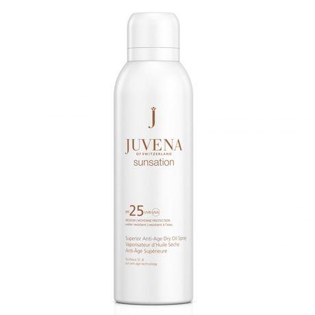 Juvena Sunsation krém na opaľovanie 200 ml, Superior Dry Oil Spray SPF 25