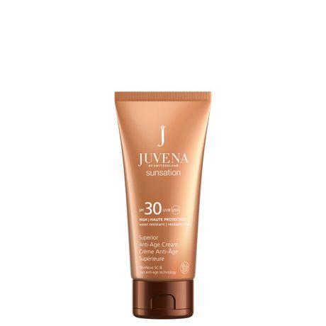 Juvena Sunsation opaľovací prípravok 50 ml, Superior Anti-Age Cream SPF 30