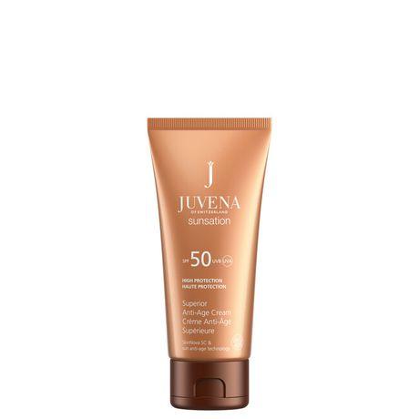 Juvena Sunsation opaľovací prípravok 50 ml, Superior Anti-Age Cream SPF 50 +