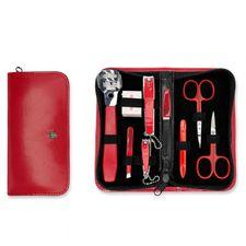 Kellermann Manikúra Set manikúra 1 ks, Red 5239 MC RED