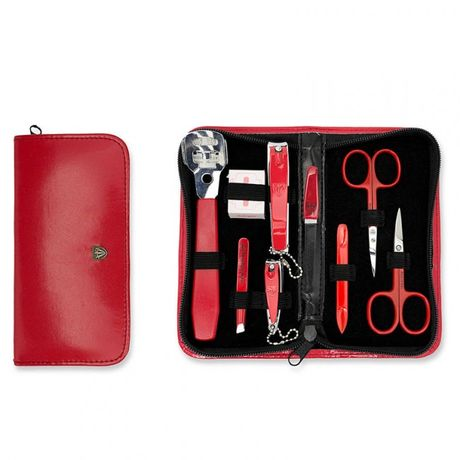 Kellermann Manikúra Set manikúra 1 ks, Red 5239 MC RED