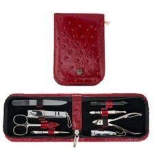 Kellermann Manikúra Set manikúra 1 ks, Red Ostrich 52921PN