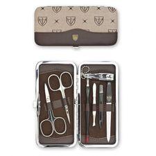 Kellermann Manikúra Set manikúra 1 ks, Textile Royal 7032 PN