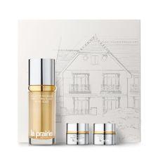 9617ee2a2ba4e La Prairie Radiance kazeta, Radiance Ritual Kit (Radiance Fluid Pure Gold  40 ml +