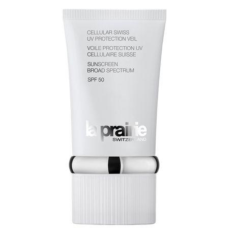 La Prairie Swiss Suncare opaľovací prípravok 50 ml, UV Protection Veil SPF50