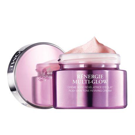 Lancome Renergie - proti vráskam krém na tvár 50 ml, Rosy Skin Tone Reviving Cream