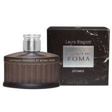 Laura Biagiotti Essenza di Roma Uomo toaletná voda 75 ml