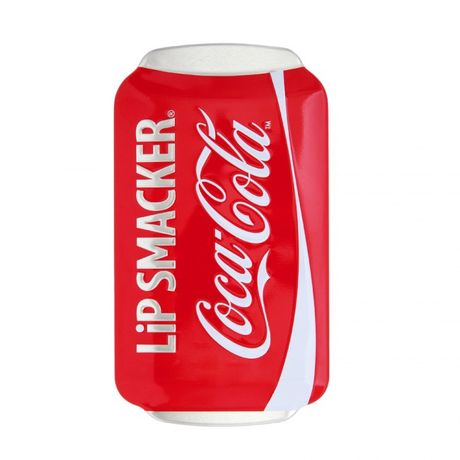 Lip Smacker Coca Cola kazeta, Tin Box 6ks