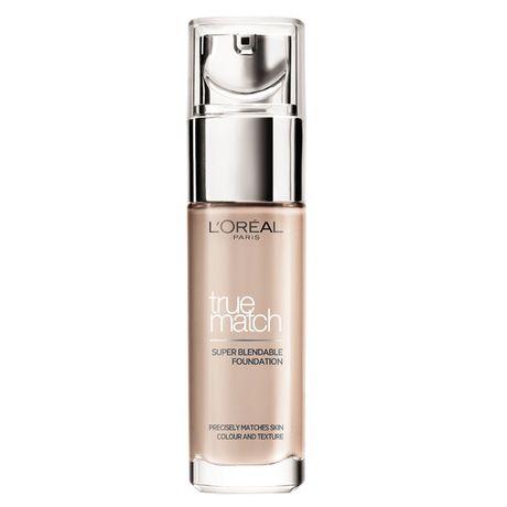L'Oreal Paris True Match Make Up make-up 30 ml, 2R2C Rose Vanilla