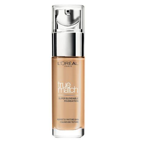 L'Oreal Paris True Match Make Up make-up 30 ml, 4N Beige